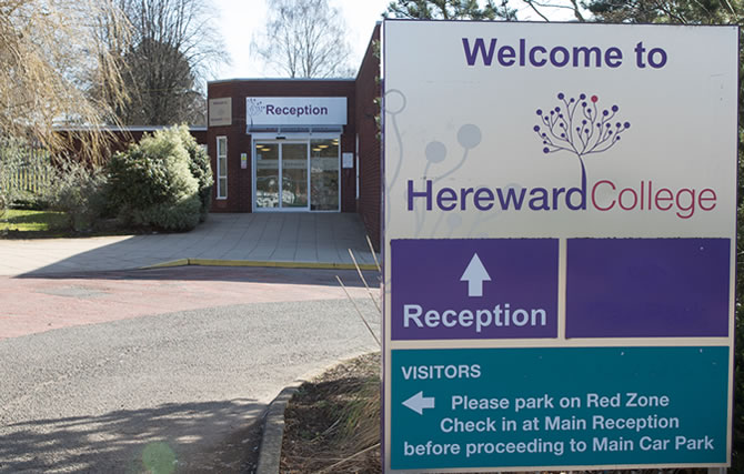 Photo of Hereward College